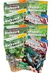 Backyard Aquaponics Magazine PDF Version 13 Issues