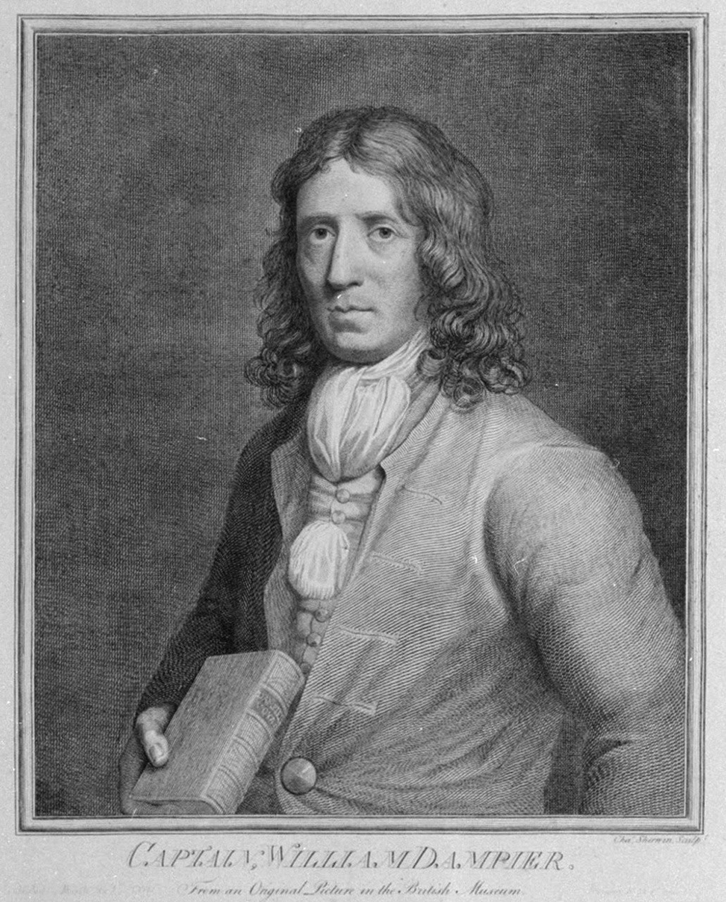 fyeahbangablepeopleinhistory:  #5 William Dampier First person to circumnavigate the world three times. He knows how to get around curves. A pirate AND a scientist. Arrrr, I'd let him research me all day long… Coined the words 'barbecue', 'avocado', and 'chopsticks' Mmmm. Inspired the story of Robinson Crusoe.  I read the book, A Pirate of Exquisite Mind.  Very good read, this guy was amazing.  I'll read just about any book about pirates.