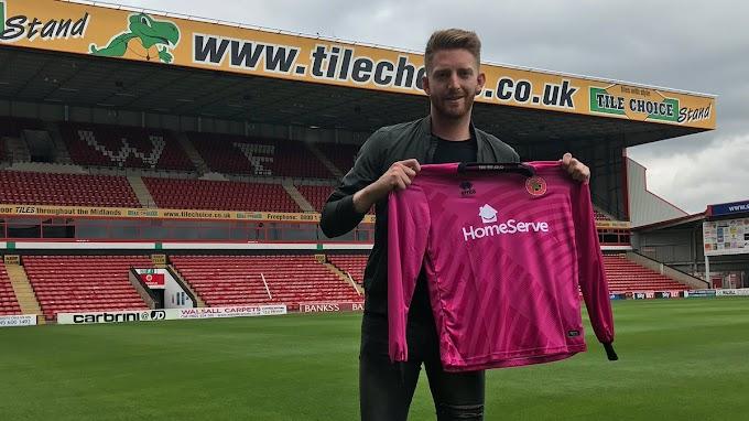 Mark Gillespie Named in EFL's 'Team of the Week'