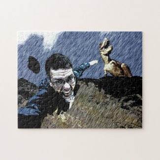 Henrik's Last Selfie Jigsaw Puzzle