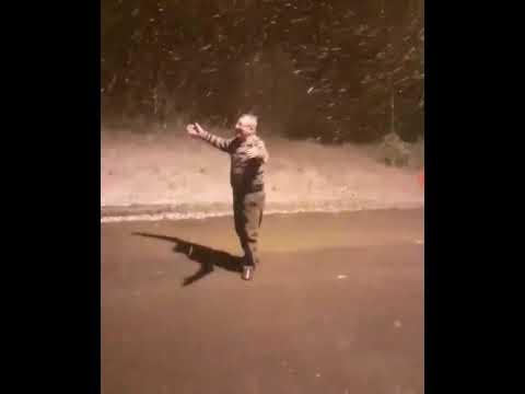 Βίντεο - Δείτε χιόνι που ρίχνει στην ΣΥΚΙΆ Ημαθίας