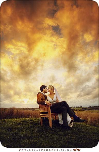 Sunset Wedding Photography Suffolk - Hello Romance