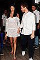 adriana lima new boyfriend metin hara kiss hold hands 03
