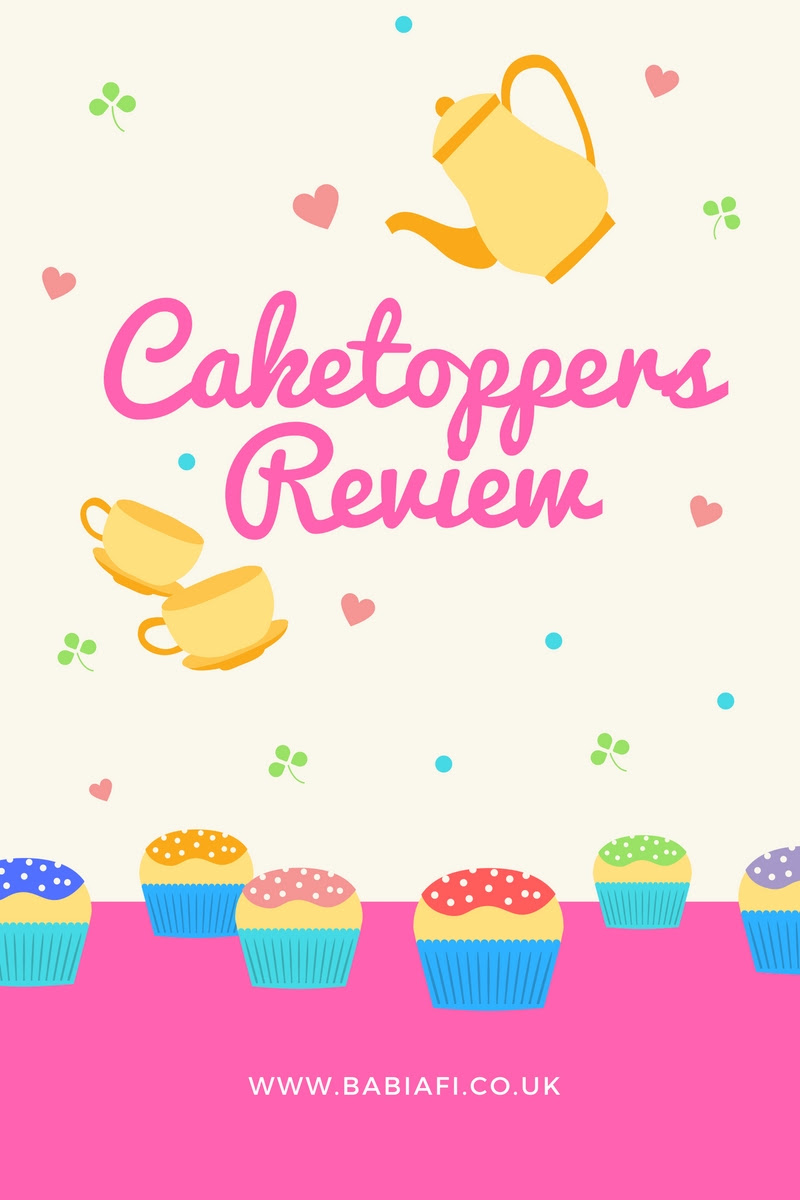 Caketoppers Ltd Review