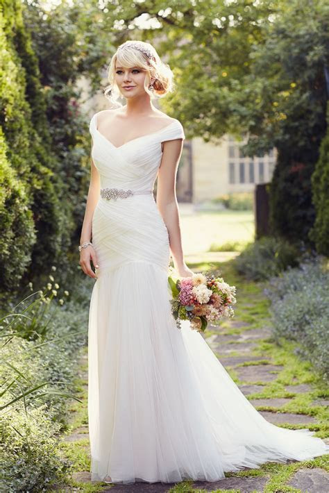 Essense of Australia Bridal Gown Sneak Peek: Style D1802