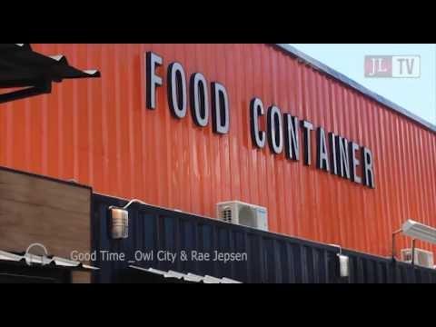 Serunya Makan di Food Container