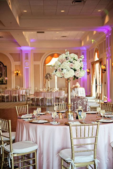 Romantic, Blush Pink Sarasota Wedding   Champagne & Blush