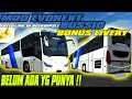 Mod Bus Evonext Suspensi Turun Bussid