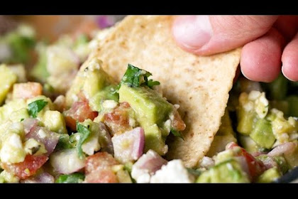 Yummy AVOCADO SALSA