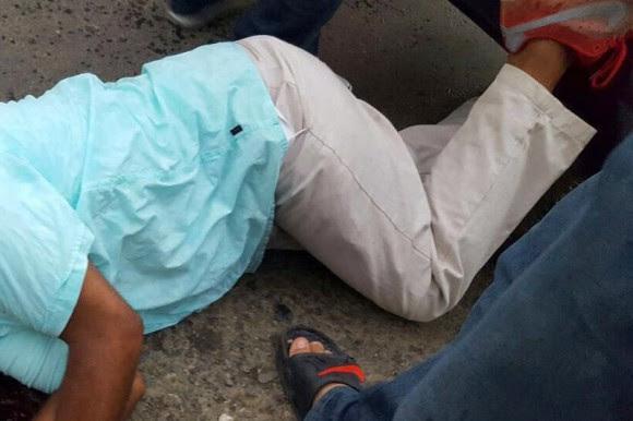 Matan peledeista de balazo durante proceso electoral en Monción