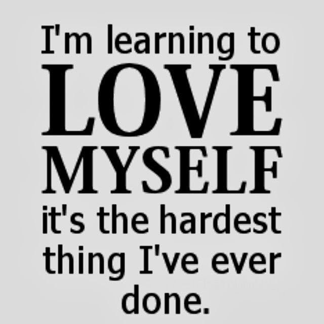 Im Learning To Love Myself Pictures Photos And Images For Facebook