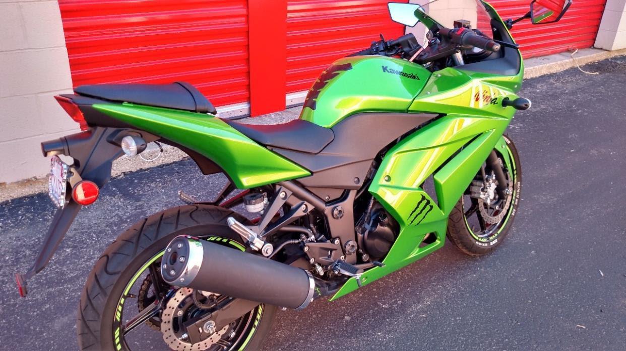 Kawasaki Ninja 250r Motorcycles For Sale In Illinois