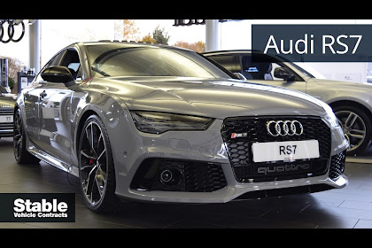 2018 Audi Rs7 Nardo Grey