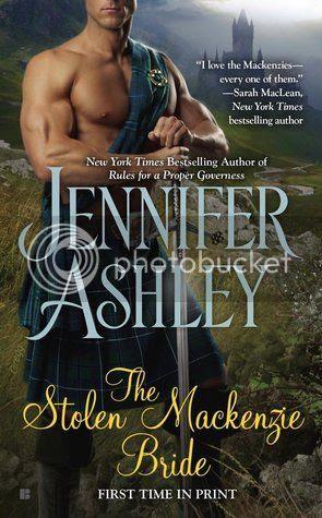 The Stolen Mackenzie Bride Cover