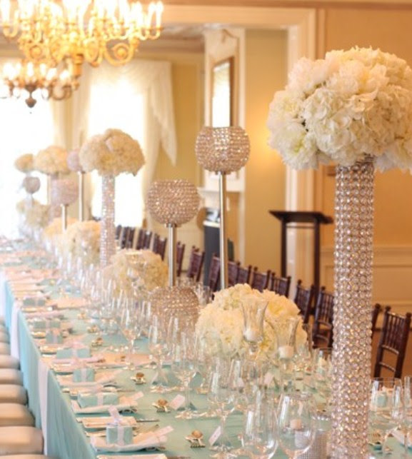 turquoise wedding reception decorations Archives | Weddings Romantique