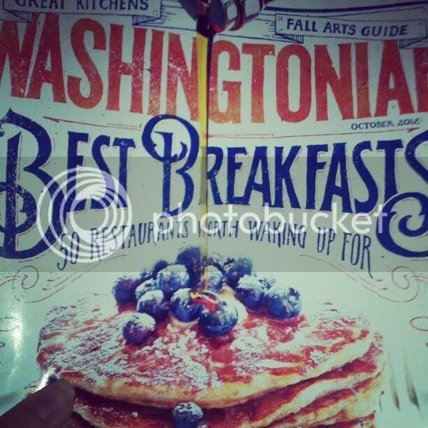 Washingtonian cover