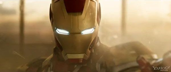Tony Stark is out for revenge in IRON MAN 3.