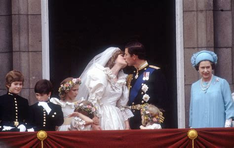 11 Images From The Iconic Wedding Of Prince Charles And