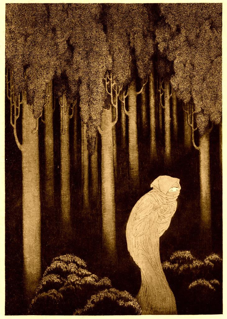 Sidney Sime - Hish (1911)