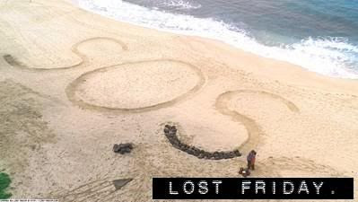 Lost Friday.