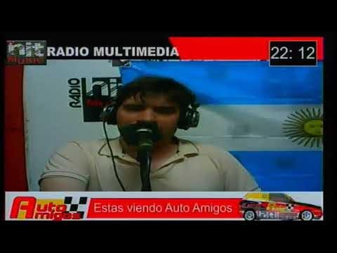 Especial AutoAmigos Programa 07-12-2018 Coronación TC desde San Nicolás