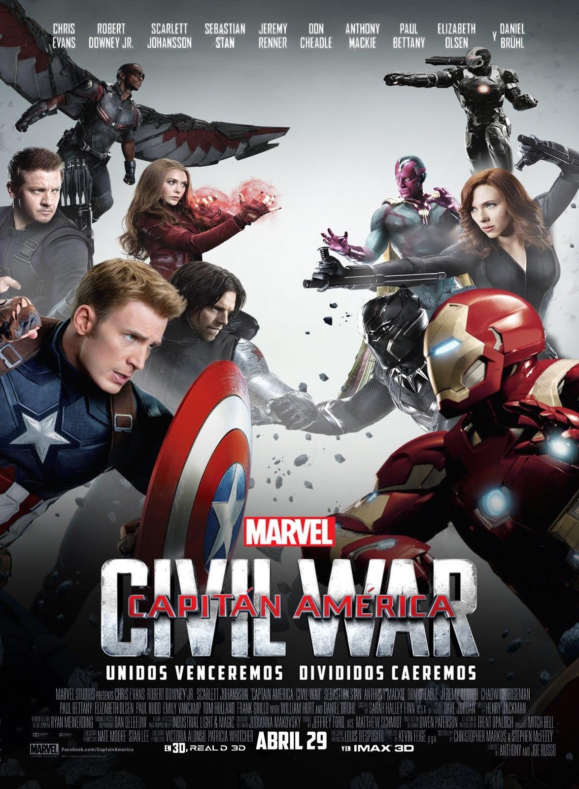 Resultado de imagen de civil war pelicula