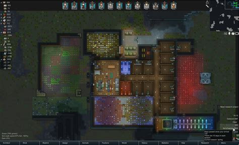 rimworld  room layout home sweet home