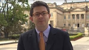 Rafael Merchán era testigo a favor de Luis Fernando Andrade.