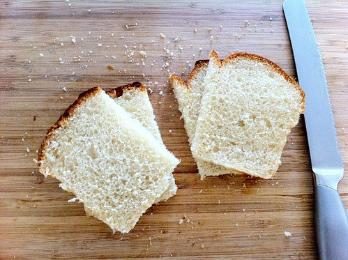 Slices of Bread, Halved
