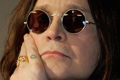Una imagen reciente de Ozzy Osbourne. AFP