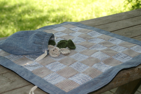 Fabric Checker Set