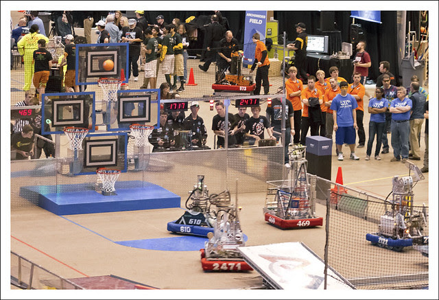 First Robotics Championship 1