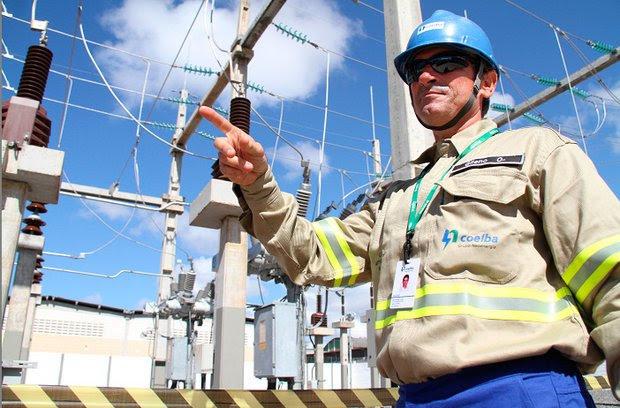 Interrupção de energia em toda a Bahia é BOATO