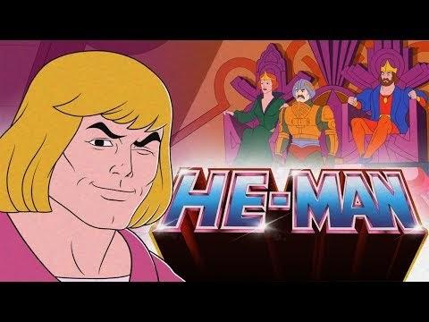 He-Man - Sociedade da Virtude