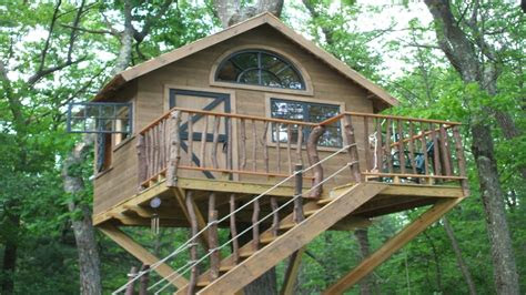 cool tree house plans simple tree house designs simple