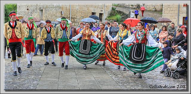 Danzas en Santa Casilda 8