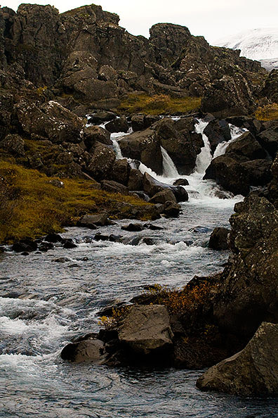 River at Thingvellir