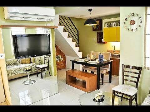 Coming Up with Row House Interior Design Decoration Channel - House Designs Philippines Architect Bill House Plans