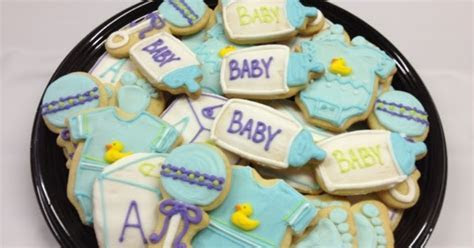 Leslie's Cool Cakes from Stan's Northfield Bakery: Baby