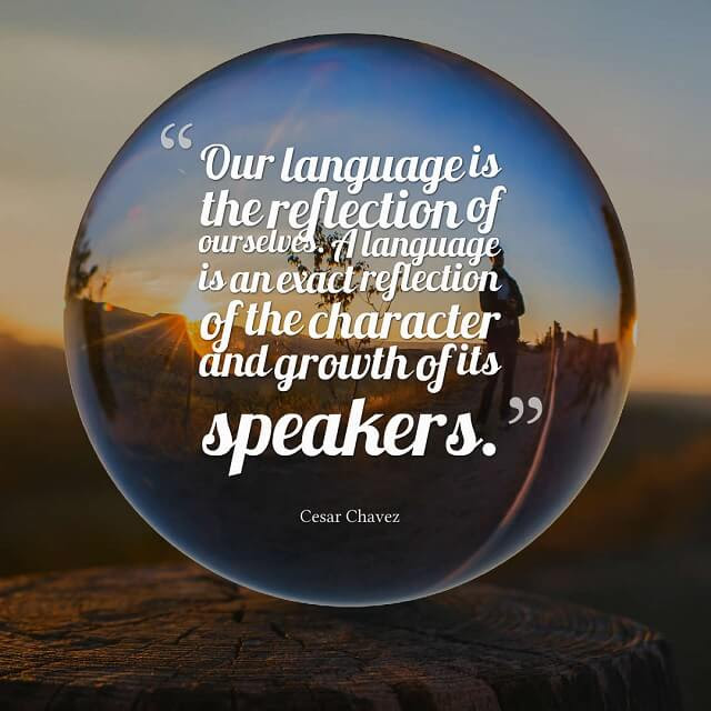 16 Inspirational Quotes About Language Textappeal