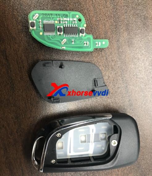xhorse remote key