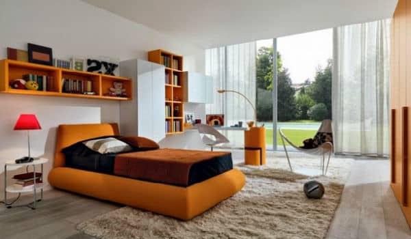 335+ Ide Desain Kamar Tidur Dengan Karpet Kekinian