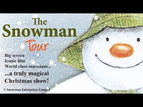 The magic of Christmas with The Snowman [AD]