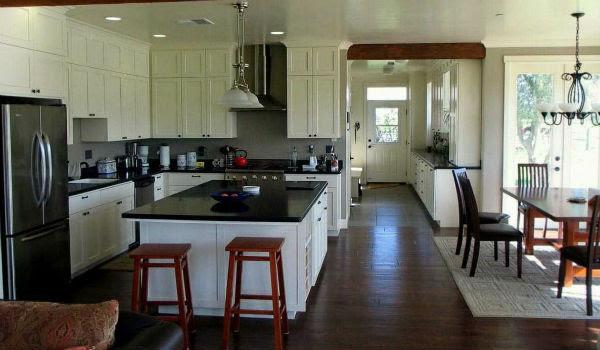 Tips Mercancang Dapur Menyatu Dengan Ruang Makan Desain Dan