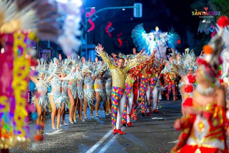 Resultado de imagen de carnaval santa cruz tenerife 2018