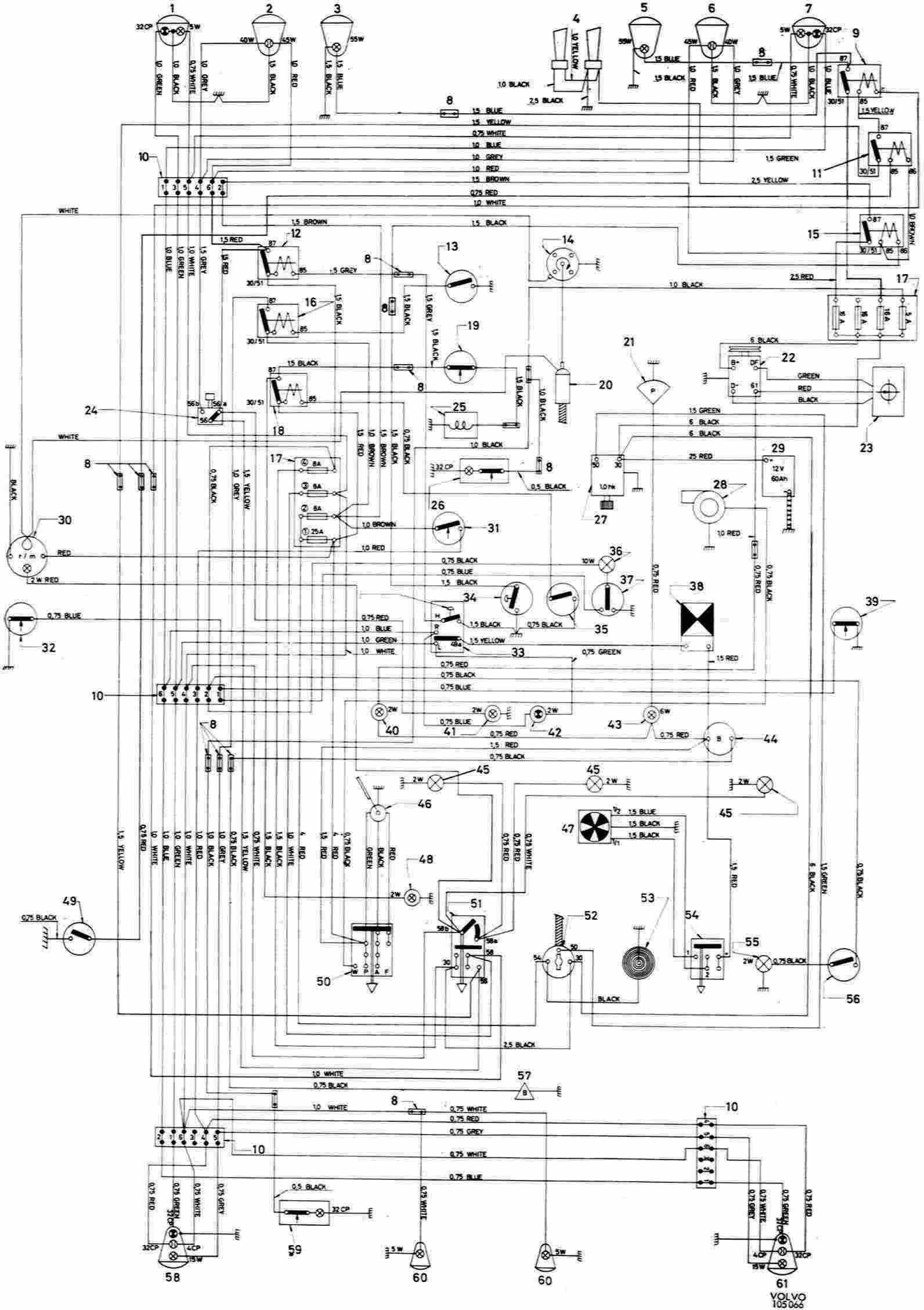 6fbce25 99 Volvo Radio Wiring Diagram Wiring Resources