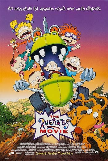 The Rugrats Movie 1998 Dual Audio Hindi 720p BluRay 750mb