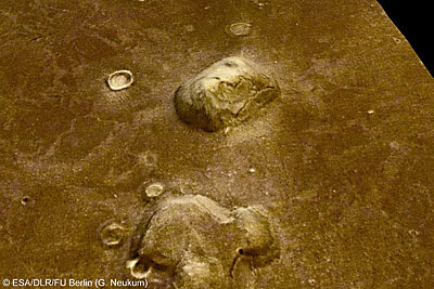 Mars 'face', perspective
