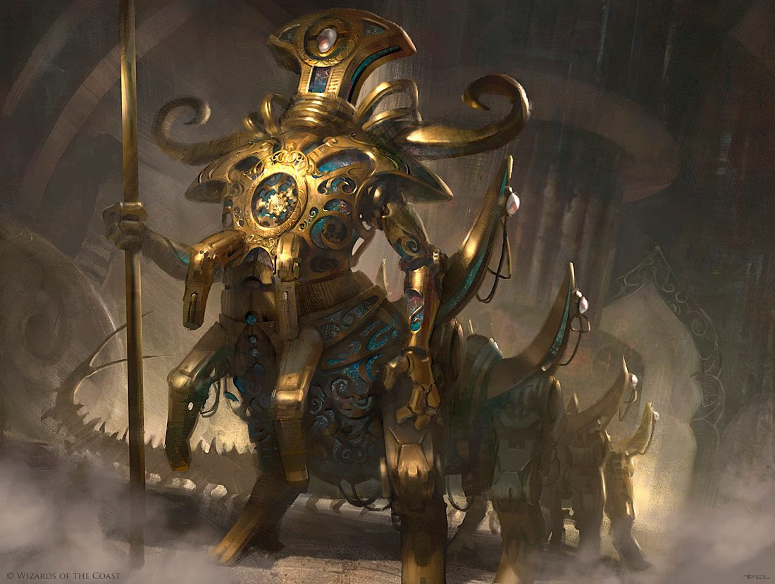 Image result for chief of the foundry art mtg