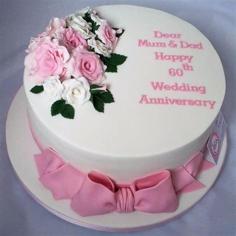 Anniversary   Jan's Cakes Hertfordshire